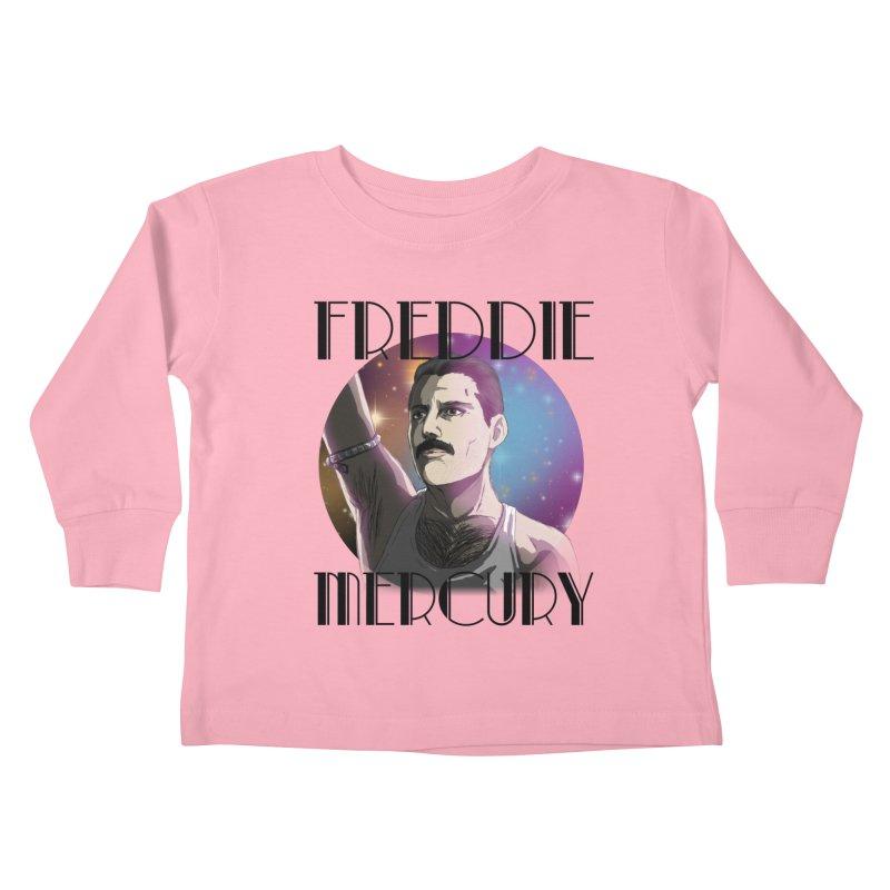 Made In Heaven (Light) Kids Toddler Longsleeve T-Shirt by danburley's Artist Shop
