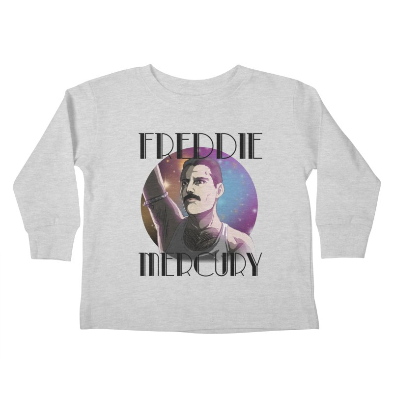 Made In Heaven (Light) Kids Toddler Longsleeve T-Shirt by danburley's Artist Shop