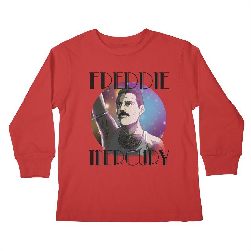 Made In Heaven (Light) Kids Longsleeve T-Shirt by danburley's Artist Shop