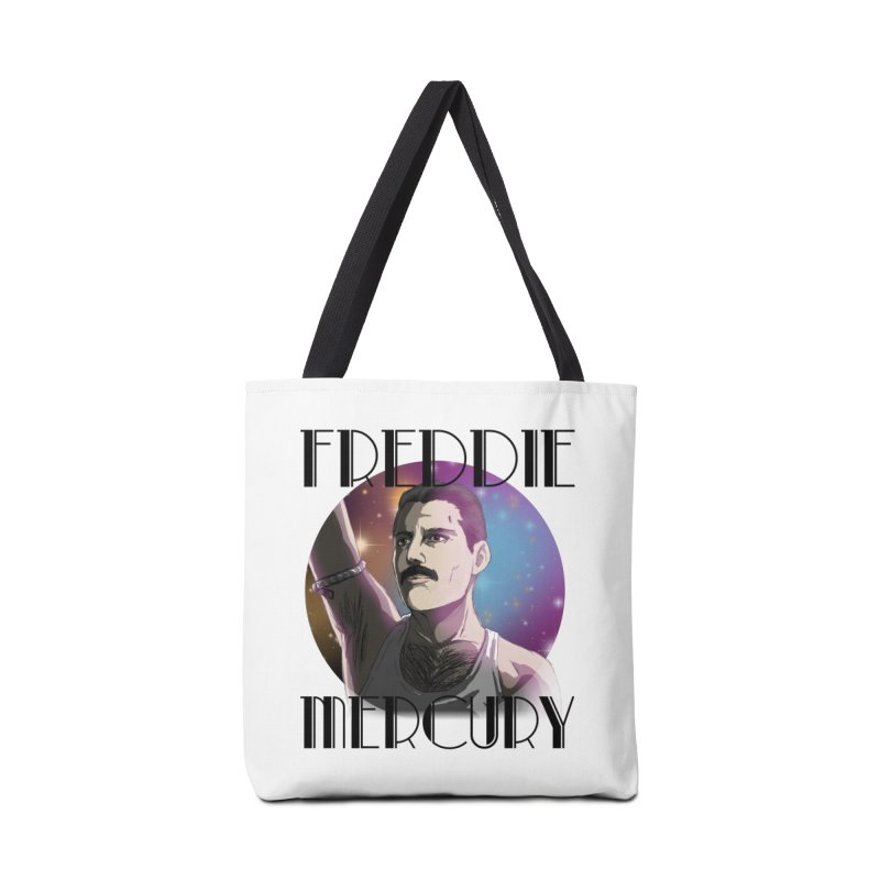 Made In Heaven (Light) Accessories Bag by danburley's Artist Shop