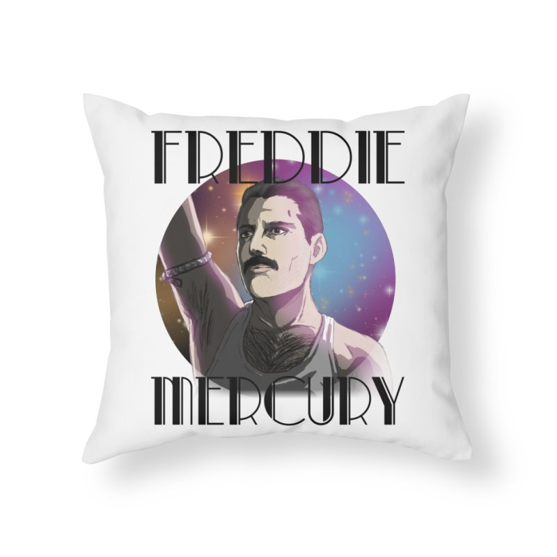 Made In Heaven (Light) Home Throw Pillow by danburley's Artist Shop