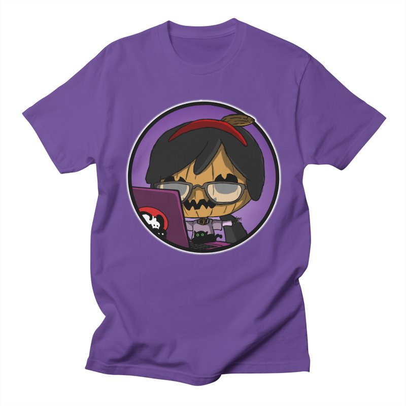 Halloweenie Women's Regular Unisex T-Shirt by danburley's Artist Shop
