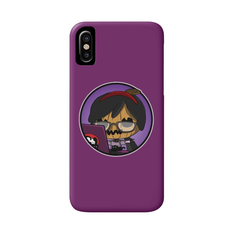 Halloweenie Accessories Phone Case by danburley's Artist Shop