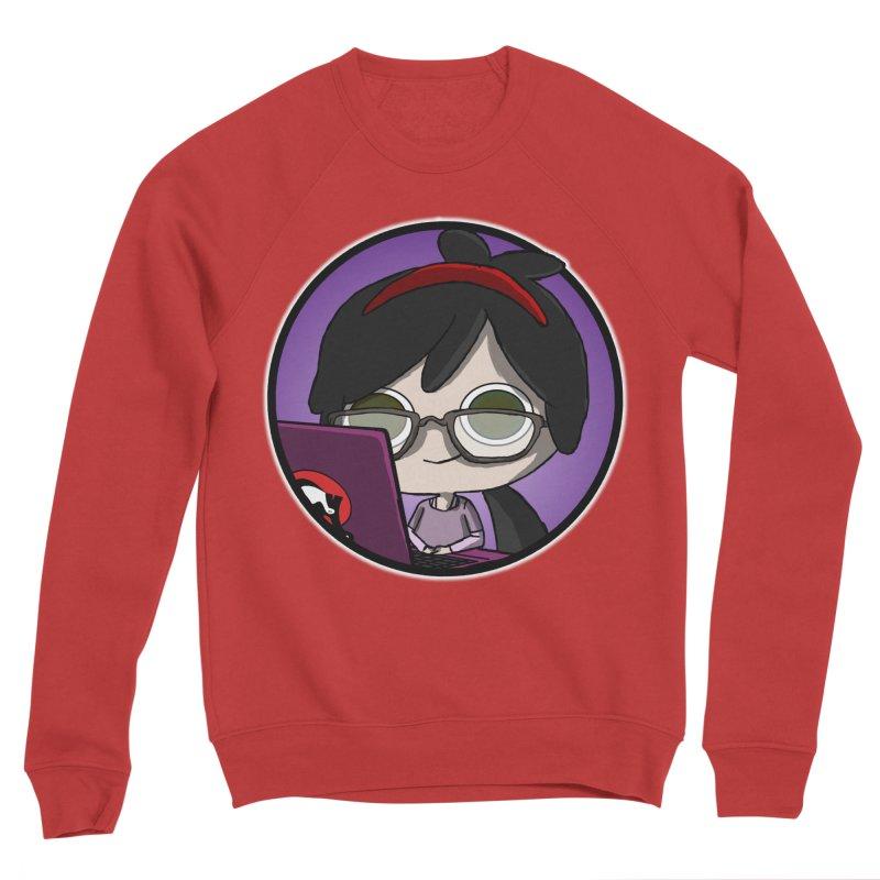 Blogging, man! Men's Sponge Fleece Sweatshirt by danburley's Artist Shop