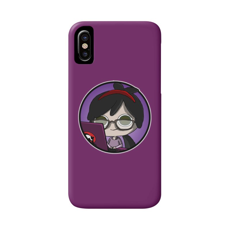 Blogging, man! Accessories Phone Case by danburley's Artist Shop