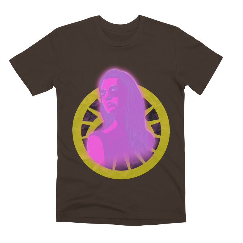 Robyn Ackerman (Nightmare) Men's Premium T-Shirt by danburley's Artist Shop