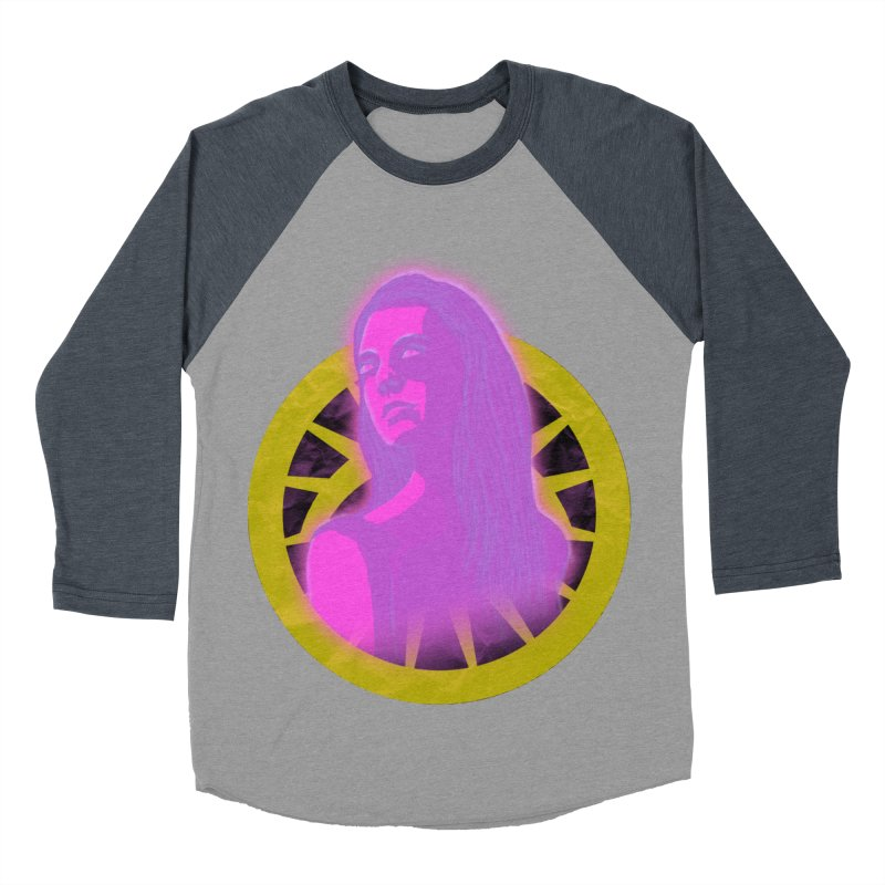 Robyn Ackerman (Nightmare) Men's Baseball Triblend Longsleeve T-Shirt by danburley's Artist Shop