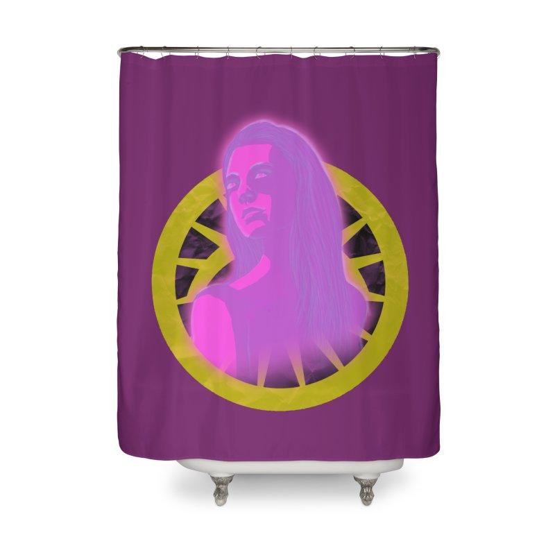 Robyn Ackerman (Nightmare) Home Shower Curtain by danburley's Artist Shop