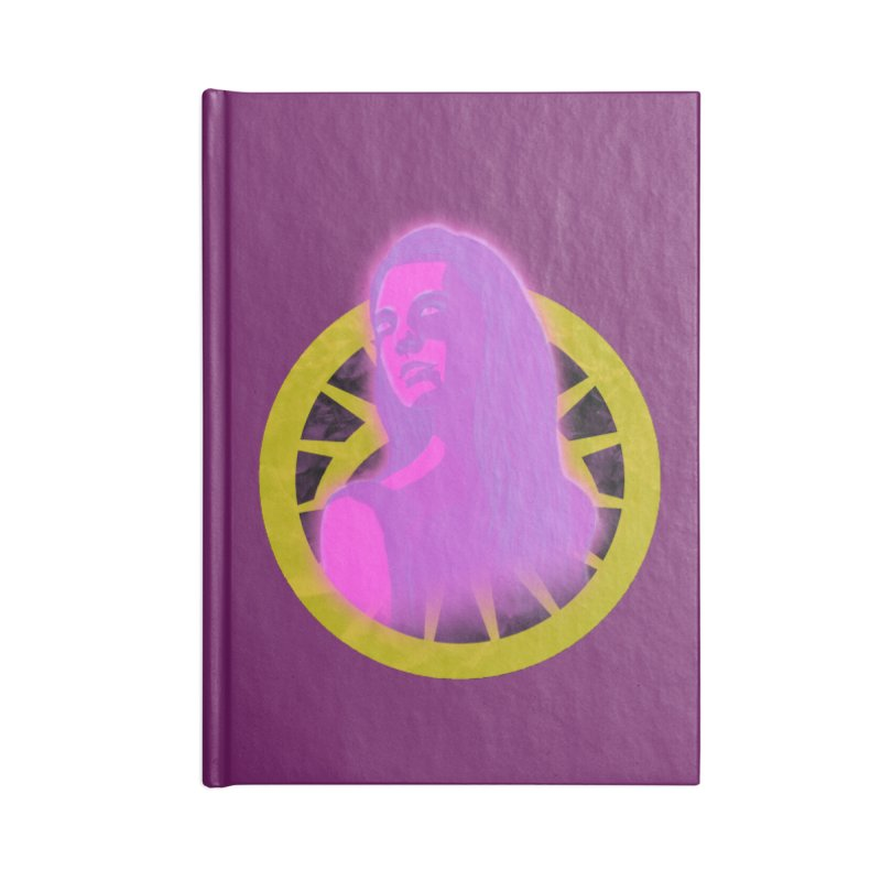 Robyn Ackerman (Nightmare) Accessories Lined Journal Notebook by danburley's Artist Shop