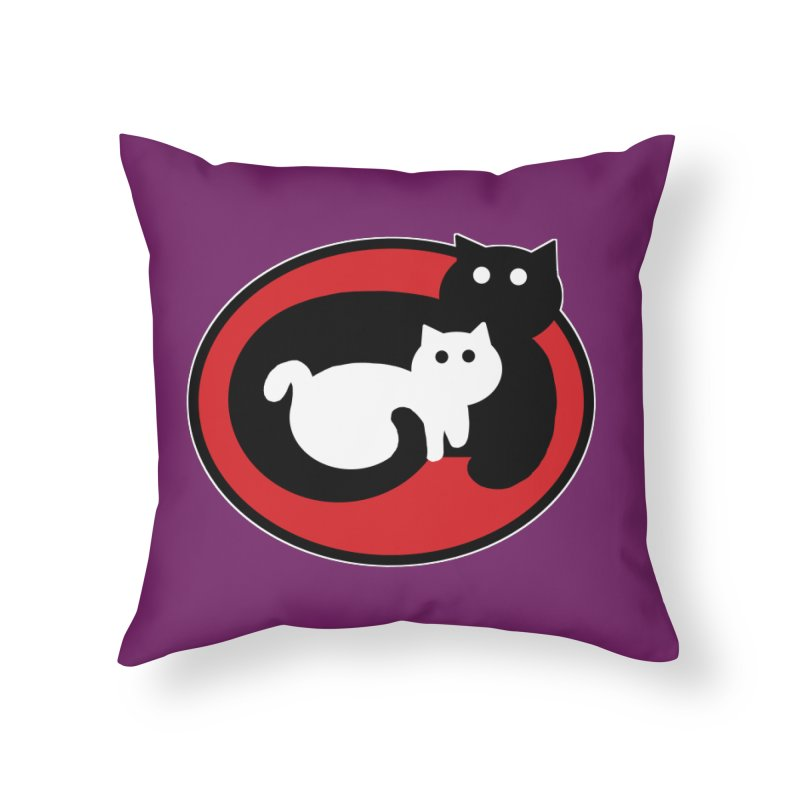 Altered Beasts Home Throw Pillow by danburley's Artist Shop