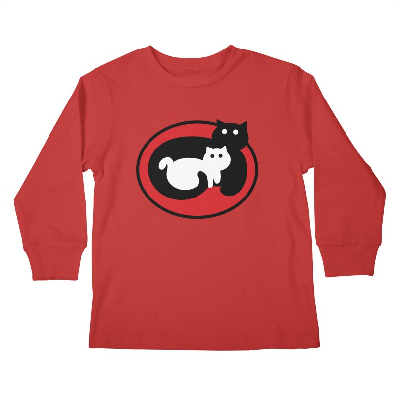 Altered Beasts Kids Longsleeve T-Shirt by danburley's Artist Shop