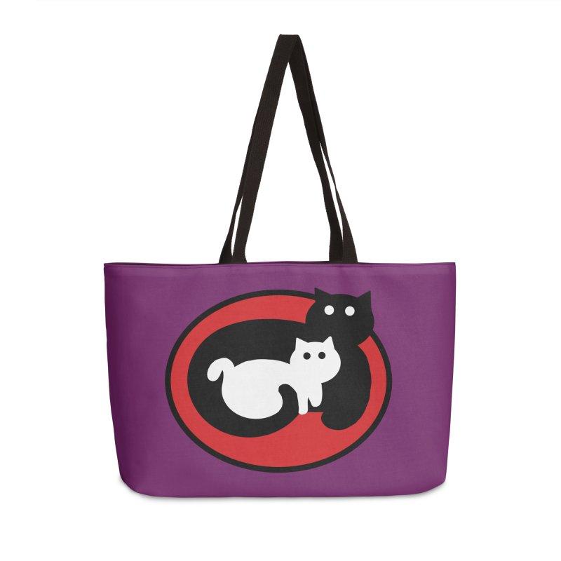 Altered Beasts Accessories Weekender Bag Bag by danburley's Artist Shop