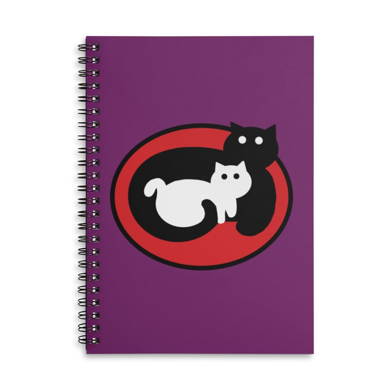 Altered Beasts Accessories Lined Spiral Notebook by danburley's Artist Shop