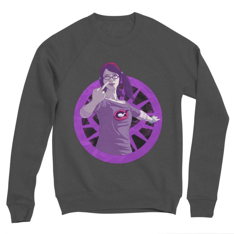 Elizabeth Harper (Teenage Female) Men's Sponge Fleece Sweatshirt by danburley's Artist Shop