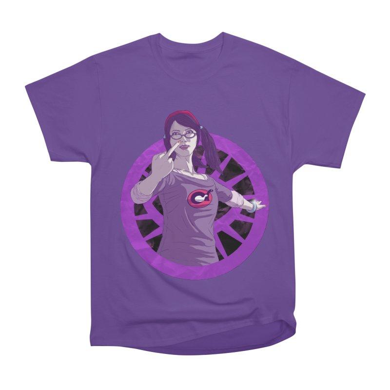 Elizabeth Harper (Teenage Female) Women's Heavyweight Unisex T-Shirt by danburley's Artist Shop