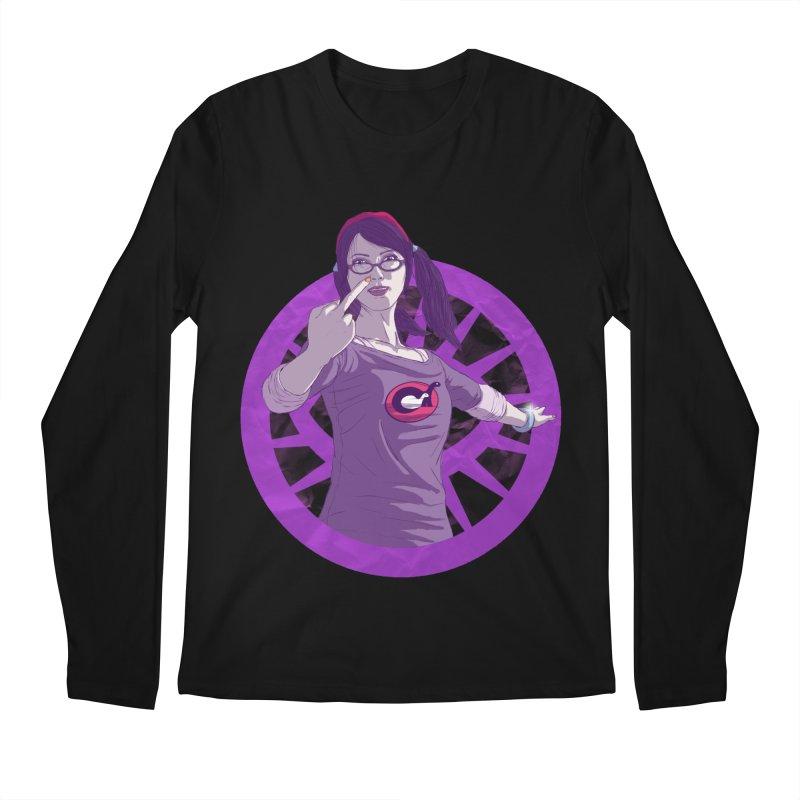 Elizabeth Harper (Teenage Female) Men's Regular Longsleeve T-Shirt by danburley's Artist Shop