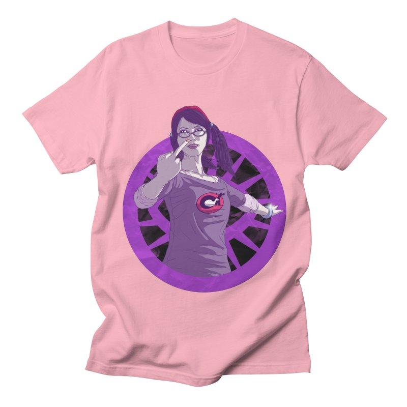 Elizabeth Harper (Teenage Female) Men's Regular T-Shirt by danburley's Artist Shop