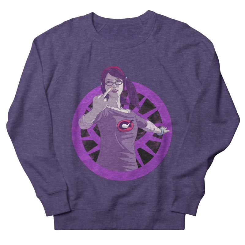 Elizabeth Harper (Teenage Female) Men's French Terry Sweatshirt by danburley's Artist Shop