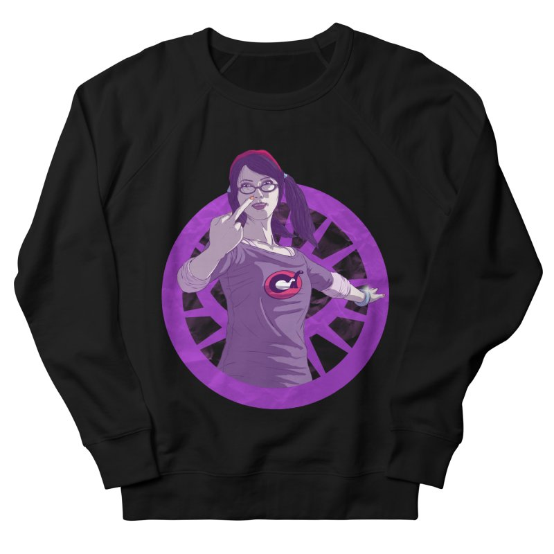 Elizabeth Harper (Teenage Female) Men's French Terry Sweatshirt by danburley's Artist Shop