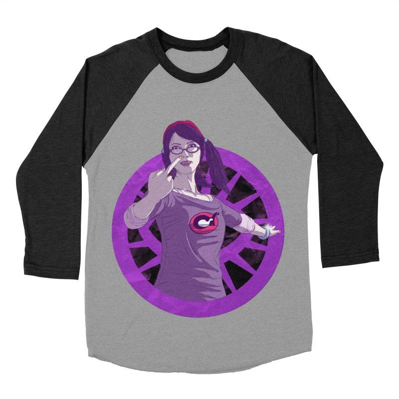 Elizabeth Harper (Teenage Female) Women's Baseball Triblend Longsleeve T-Shirt by danburley's Artist Shop
