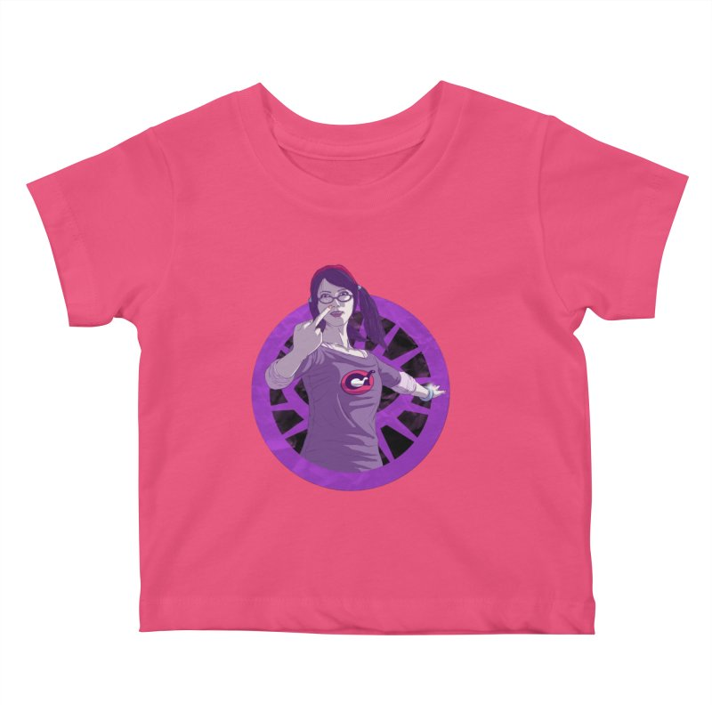 Elizabeth Harper (Teenage Female) Kids Baby T-Shirt by danburley's Artist Shop