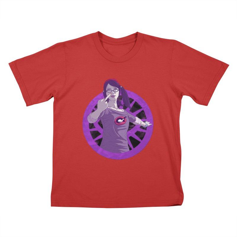 Elizabeth Harper (Teenage Female) Kids T-Shirt by danburley's Artist Shop