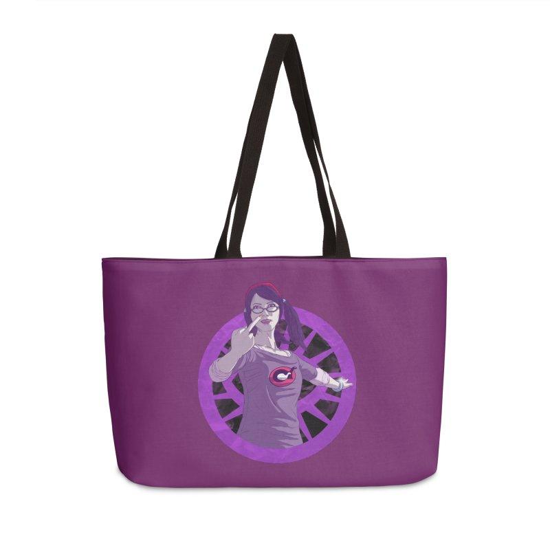 Elizabeth Harper (Teenage Female) Accessories Weekender Bag Bag by danburley's Artist Shop