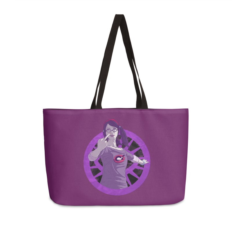 Elizabeth Harper (Teenage Female) Accessories Bag by danburley's Artist Shop