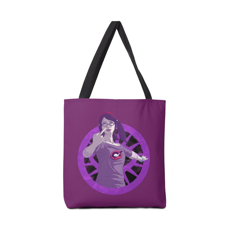 Elizabeth Harper (Teenage Female) Accessories Tote Bag Bag by danburley's Artist Shop