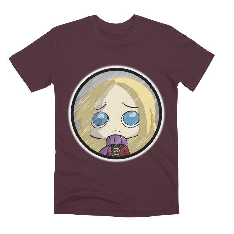 Robyn (Reaching Out) Men's Premium T-Shirt by danburley's Artist Shop