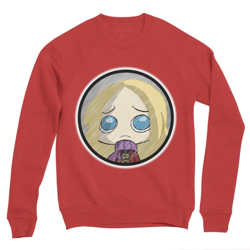 Robyn (Reaching Out) Men's Sponge Fleece Sweatshirt by danburley's Artist Shop