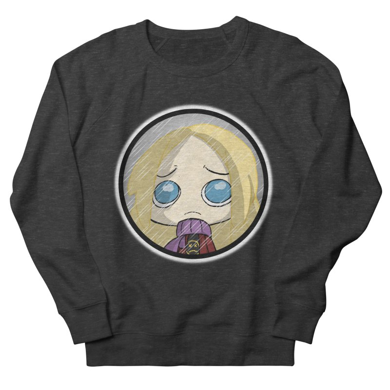 Robyn (Reaching Out) Women's French Terry Sweatshirt by danburley's Artist Shop