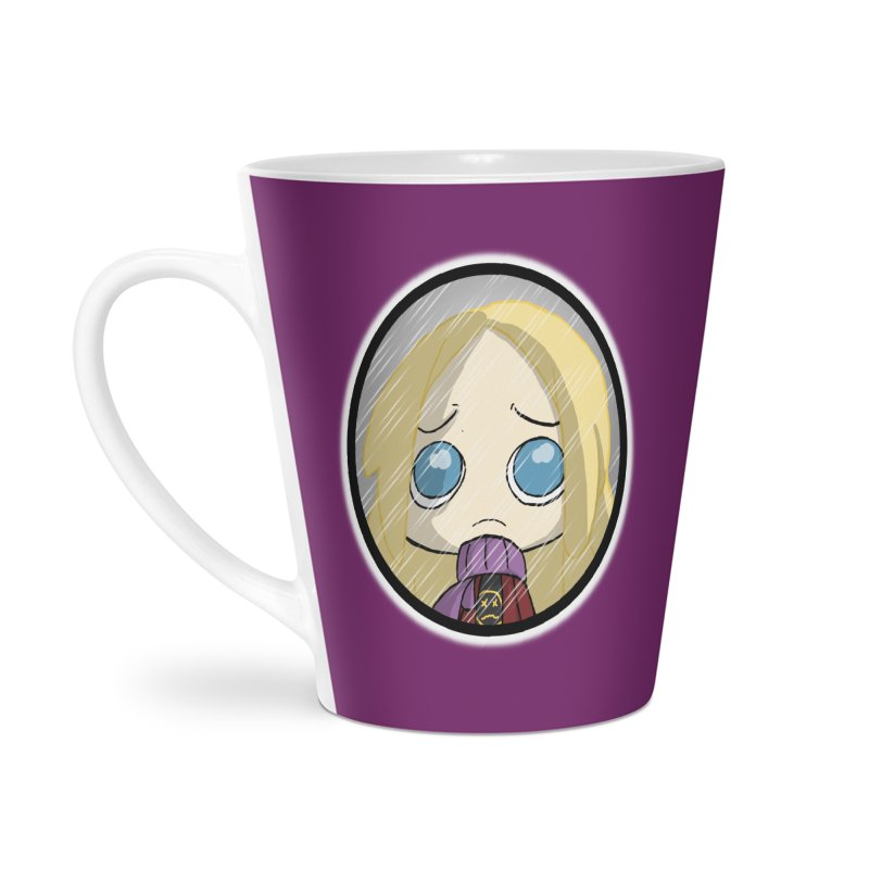 Robyn (Reaching Out) Accessories Latte Mug by danburley's Artist Shop
