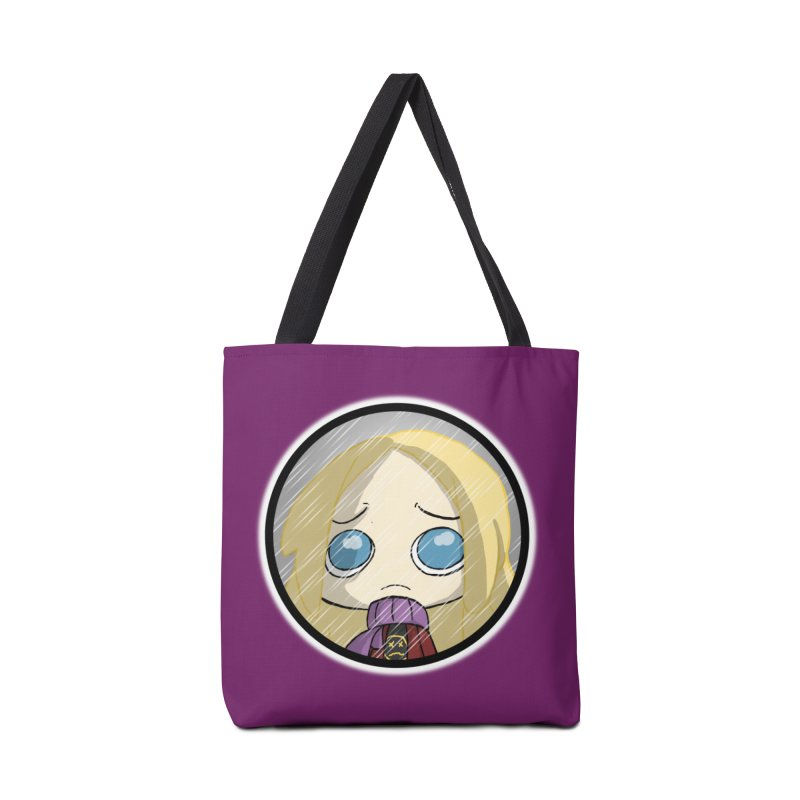 Robyn (Reaching Out) Accessories Bag by danburley's Artist Shop