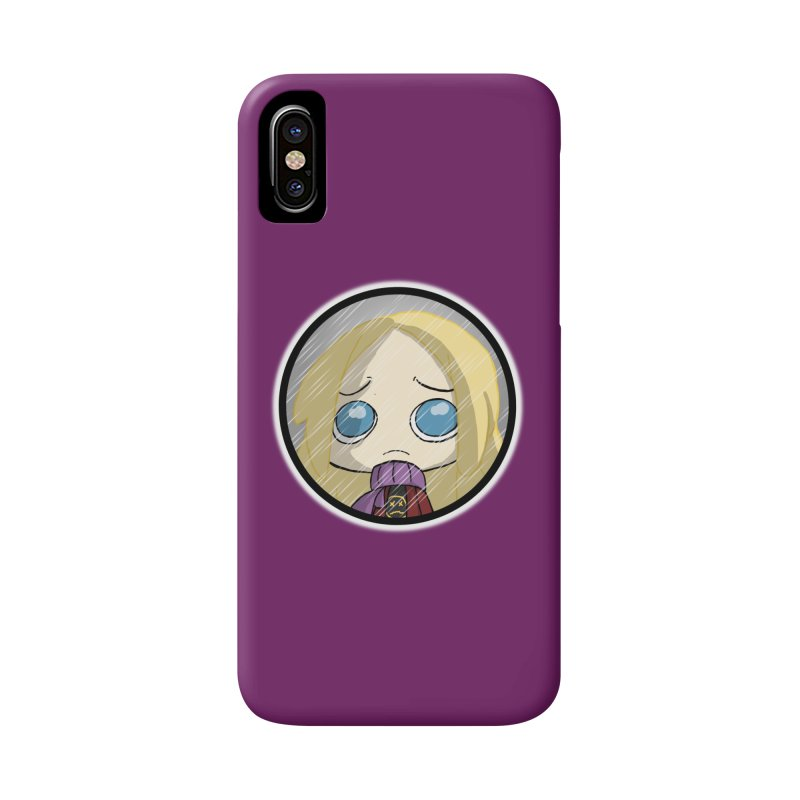 Robyn (Reaching Out) Accessories Phone Case by danburley's Artist Shop