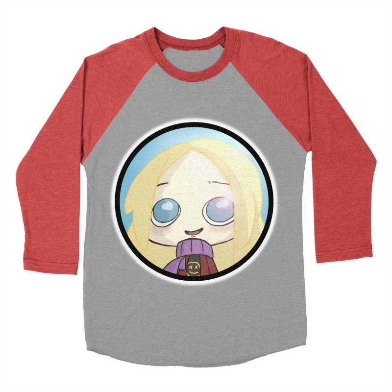 Robyn (Another Chance) Women's Baseball Triblend Longsleeve T-Shirt by danburley's Artist Shop