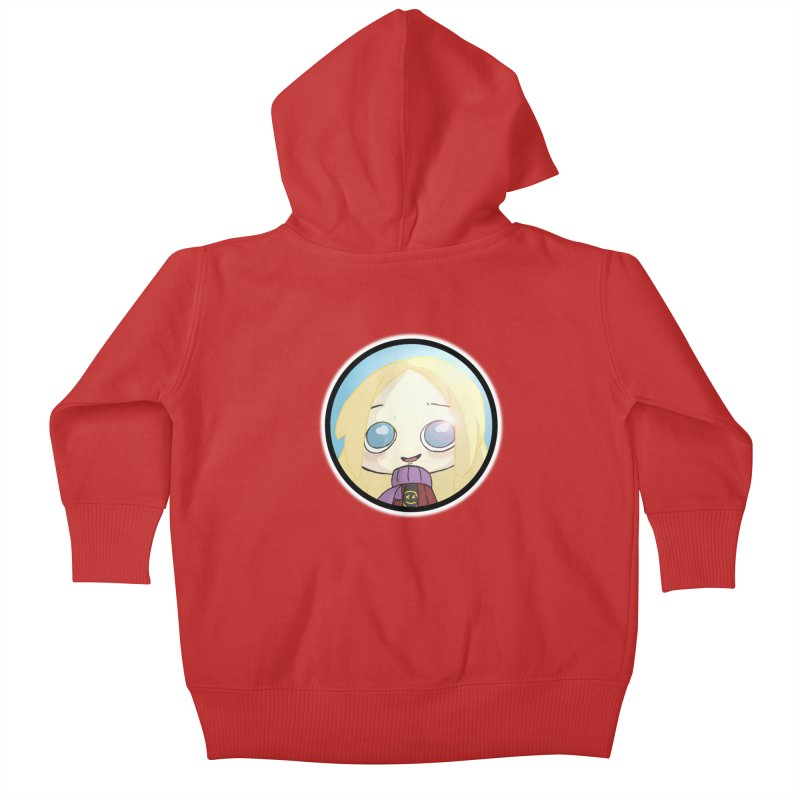 Robyn (Another Chance) Kids Baby Zip-Up Hoody by danburley's Artist Shop