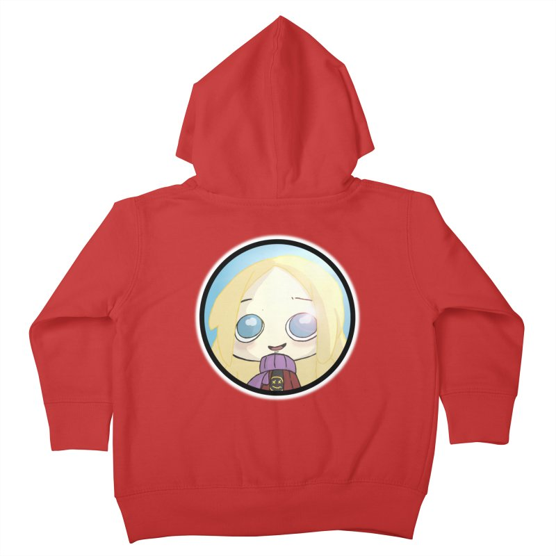 Robyn (Another Chance) Kids Toddler Zip-Up Hoody by danburley's Artist Shop