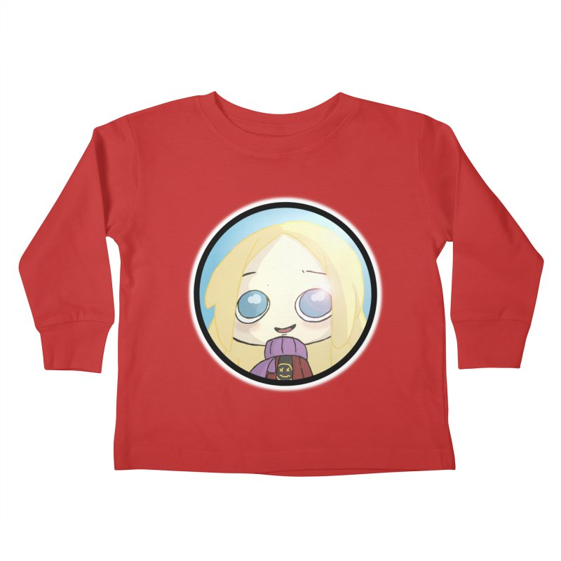 Robyn (Another Chance) Kids Toddler Longsleeve T-Shirt by danburley's Artist Shop
