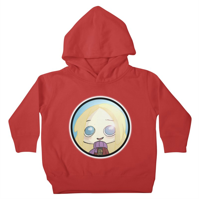 Robyn (Another Chance) Kids Toddler Pullover Hoody by danburley's Artist Shop