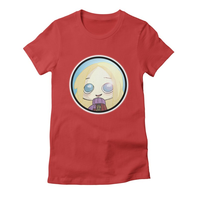 Robyn (Another Chance) Women's Fitted T-Shirt by danburley's Artist Shop