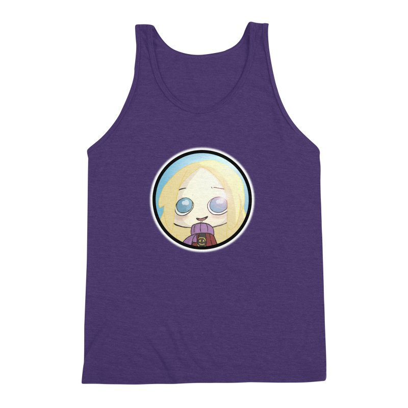 Robyn (Another Chance) Men's Triblend Tank by danburley's Artist Shop