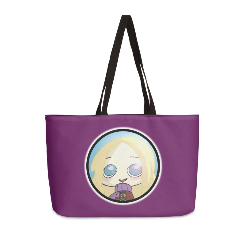 Robyn (Another Chance) Accessories Weekender Bag Bag by danburley's Artist Shop