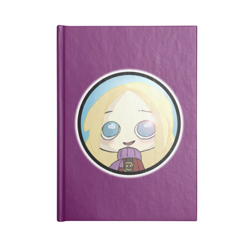 Robyn (Another Chance) Accessories Lined Journal Notebook by danburley's Artist Shop