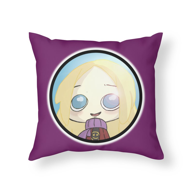 Robyn (Another Chance) Home Throw Pillow by danburley's Artist Shop
