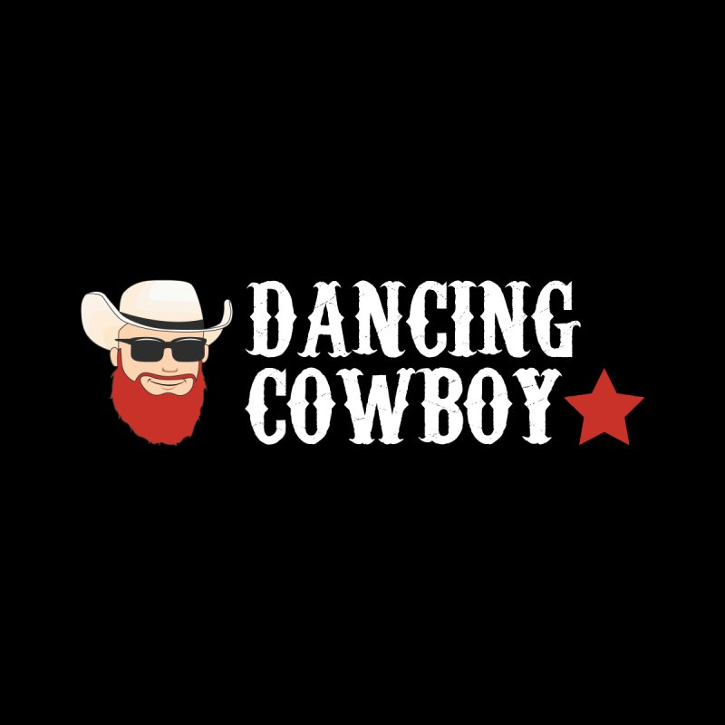 Dancing Cowboy Logo Men's Pullover Hoody by Dancing Cowboy Gear