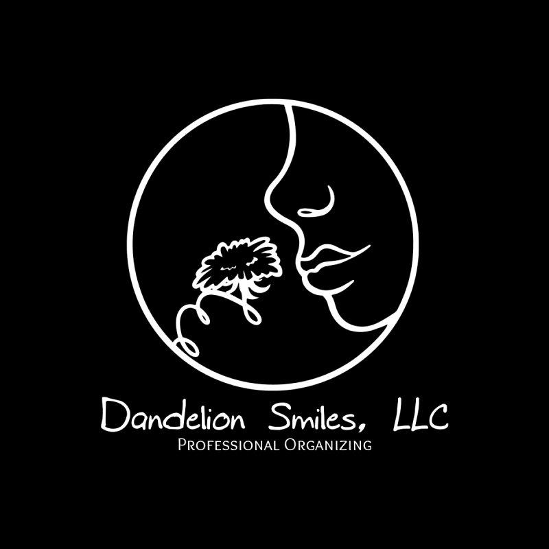 Dandelion Smiles, LLC Basic Logo in White Women's T-Shirt by Dandelion Smiles, LLC