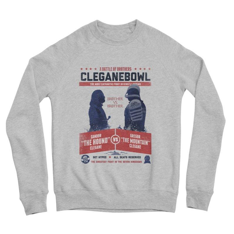 Battle of Brothers Men's Sponge Fleece Sweatshirt by dandingeroz's Artist Shop