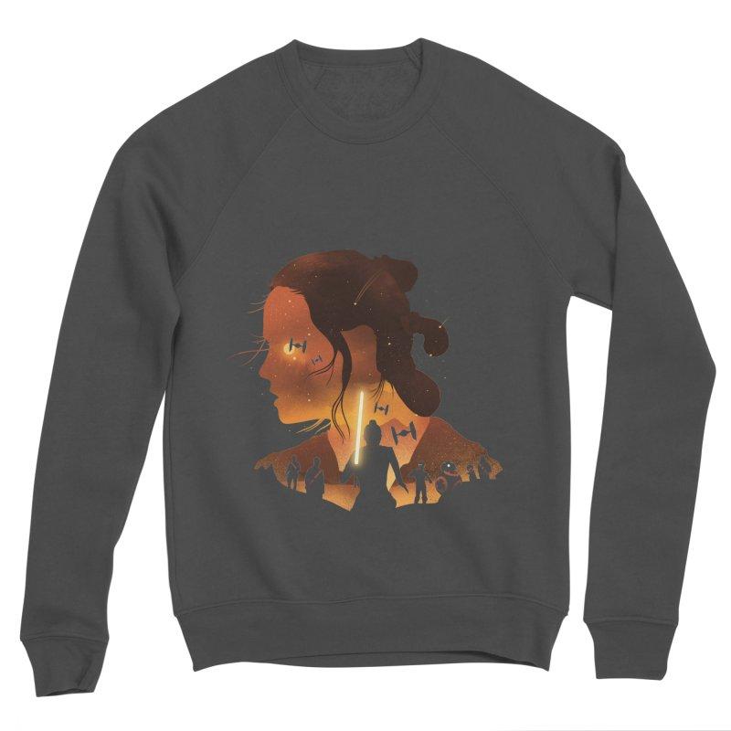 The Rise of the New Legend Men's Sponge Fleece Sweatshirt by dandingeroz's Artist Shop