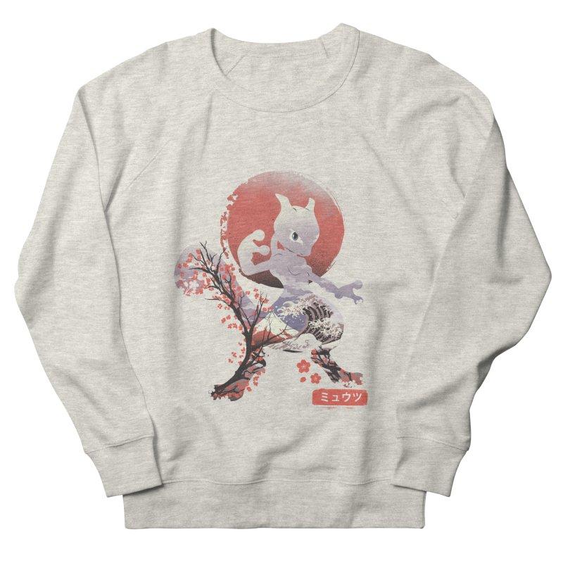 Psychic Ninja Men's French Terry Sweatshirt by dandingeroz's Artist Shop